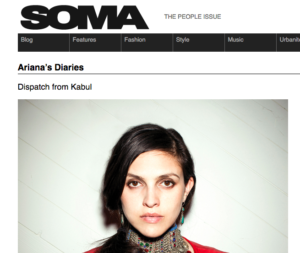 SOMA magazine People Issuse
